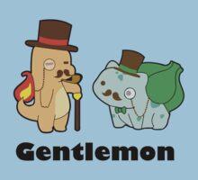 charmander and bulbasaur gentlemon