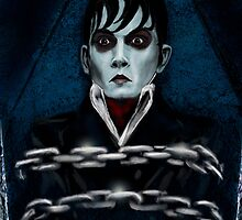 BARNABAS COLLINS  by Ray Jackson
