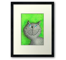 Cat Lina Framed Print