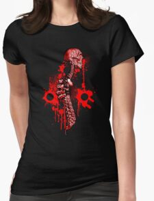 TROPHY HUNTER Womens Fitted T-Shirt