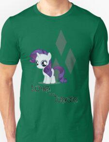 Rarity - Love & Tolerate T-Shirt
