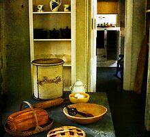 Butler's Pantry by John Rivera