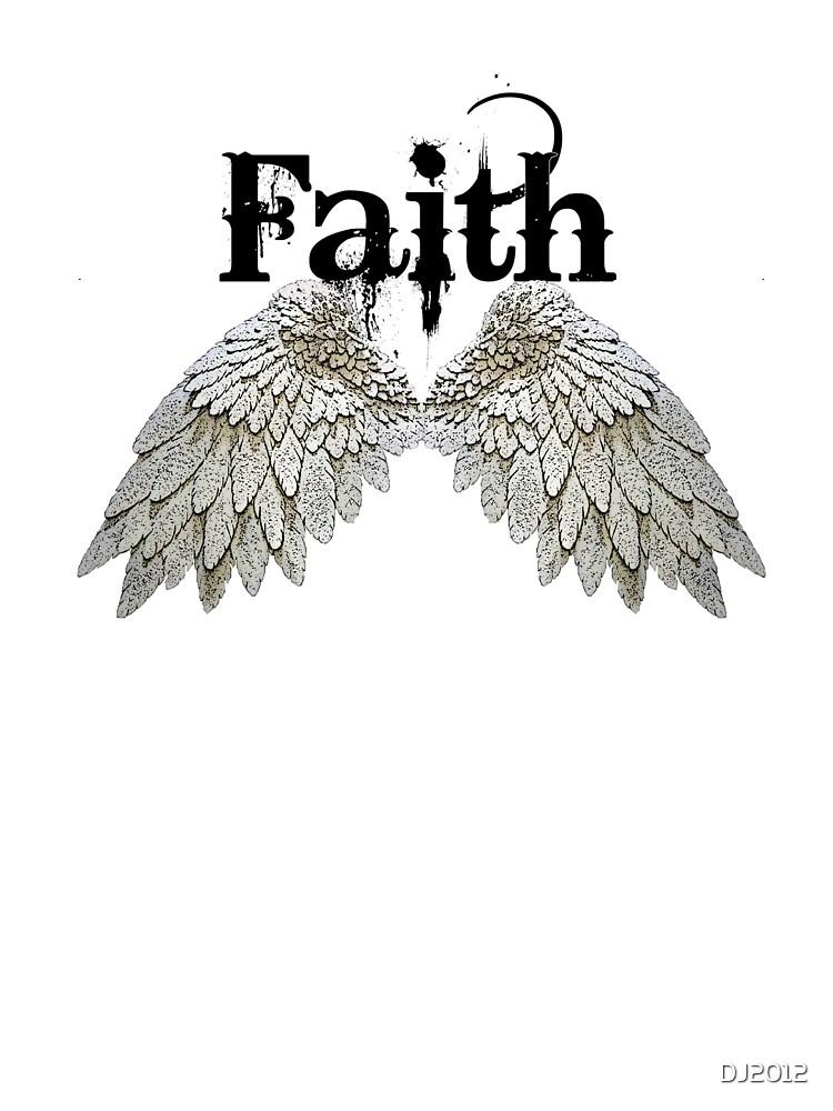 faith wings by DJ2012