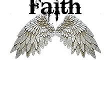 faith wings by DJ2012