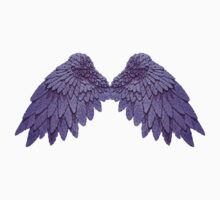 purple wings T-Shirt