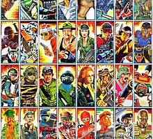 G.I. Joe in the 80s! by atomicthumbs78
