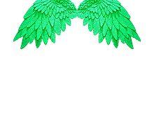 green wings by DJ2012