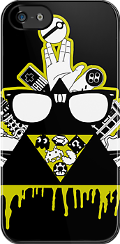 ULTIMATE SUPER NERDY EMBLEM by bomdesignz