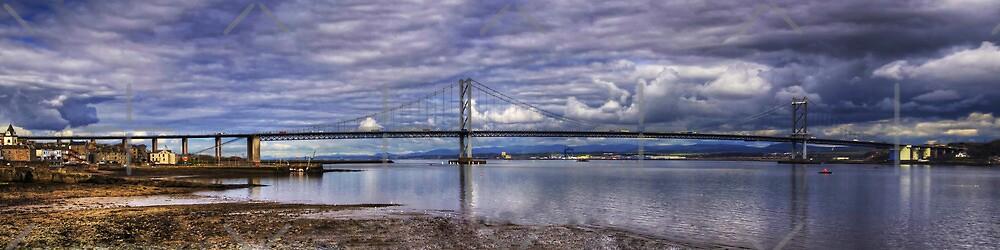 Road Bridge by Tom Gomez