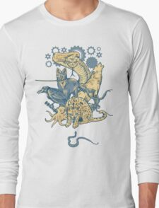 Shadow Moses  Long Sleeve T-Shirt