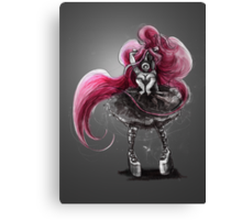 Rainbow Punk: Pinky Punk Canvas Print