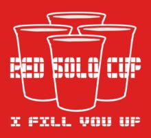 red solo cup by d1bee