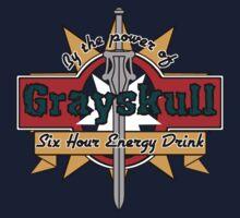 Grayskull Energy Drink Baby Tee