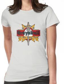 Grayskull Energy Drink Womens Fitted T-Shirt