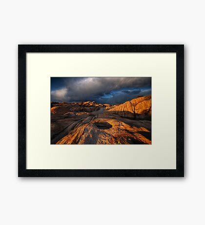 OtherWorld Framed Print
