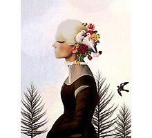 Beautiful Stranger Photographic Print