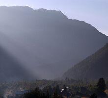 Morning Light Pisang by SerenaB