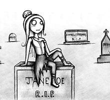 Jane Doe by Devon Mallison