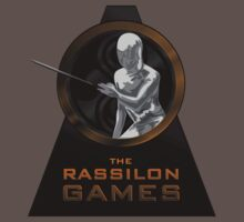 The Rassilon Games (Timescoop Variant) One Piece - Short Sleeve