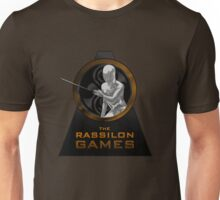 The Rassilon Games (Timescoop Variant) Unisex T-Shirt