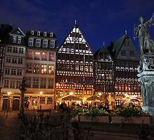 Downtown Frankfurt by karina5