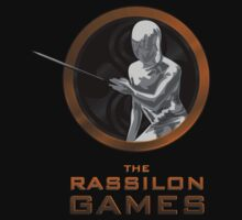 The Rassilon Games Baby Tee