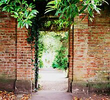 Gate at Lady Dixon Park - Belfast by MLara