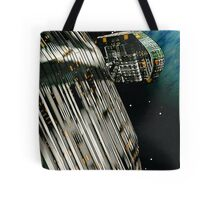 The Flight Across the Three Universes #7 - Fortune's Landing Tote Bag