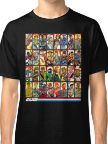 G.I. Joe in the 80s! Classic T-Shirt