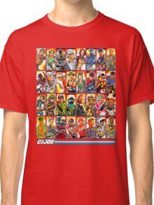 G.I. Joe in the 80s! Classic T-Shirt