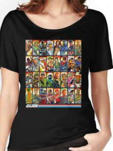 G.I. Joe in the 80s! Women's Relaxed Fit T-Shirt