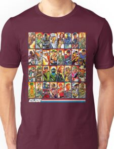 G.I. Joe in the 80s! Unisex T-Shirt