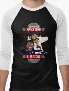 Inspector Spacetime Men's Baseball ¾ T-Shirt