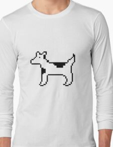 Clarus the dogcow Long Sleeve T-Shirt