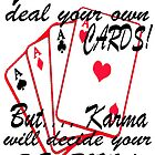 DEAL YOUR OWN CARDS by Karma Arts UK Ltd