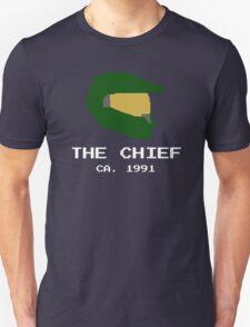 8 Bit Masterchief T-Shirt
