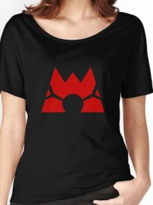 Team Magma (Alt) Women's Relaxed Fit T-Shirt