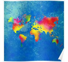 My World Map Poster