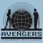 the avengers by kjen20