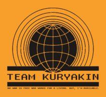 TEAM KURYAKIN by kjen20