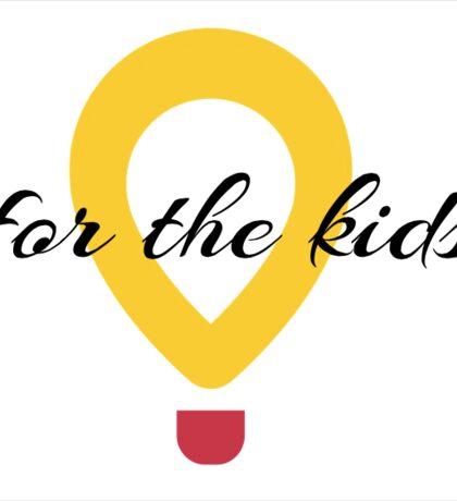 Dance Marathon - For The Kids Sticker