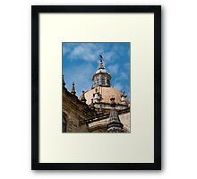 Cathedral Dome Framed Print