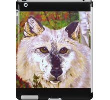 Faces of the Canadian Wilderness Series- Timberwolf  iPad Case/Skin