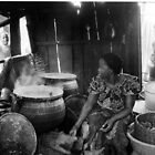 The Kitchen and Fat Pots by Muyiwa