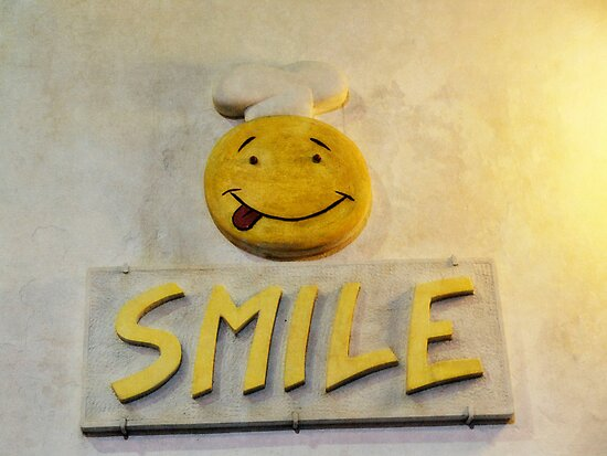 SMILE in Martina Franca by Rebecca Dru