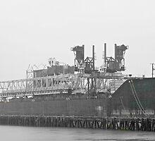 Tug boat by carpenter777
