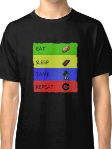 ARK EAT SLEEP TAME REPEAT Classic T-Shirt