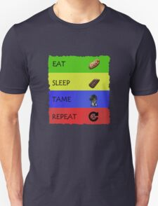 ARK EAT SLEEP TAME REPEAT T-Shirt