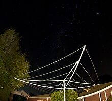 southern cross over the clothesline by patricksharp