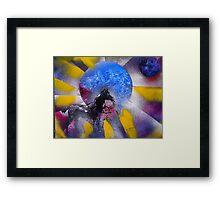 """""""Cosmic Trigger"""" :) Framed Print"""